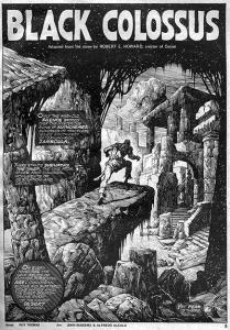 Knihy o Conanovi Black Colossus