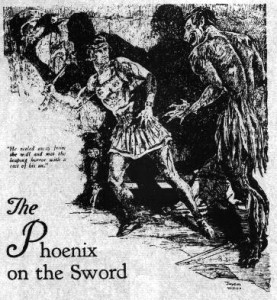 Vznik - The Phoenix on the Sword