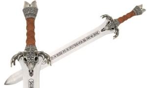 meč Conanova otce