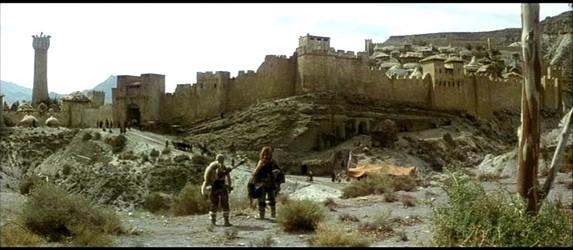 Pevnost El Condor