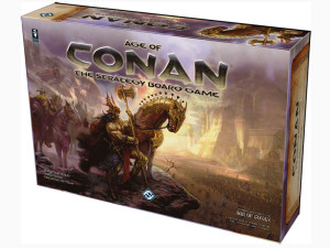 Age of Conan The Strategy Board Game